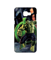 Avengers Hulk Age of Ultron Super Doctor Sublime Case for Samsung A9 Pro