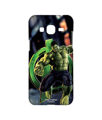 Avengers Hulk Age of Ultron Super Doctor Sublime Case for Samsung J3 (2016)