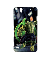 Avengers Hulk Age of Ultron Super Doctor Sublime Case for Sony Xperia C4