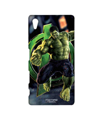 Avengers Hulk Age of Ultron Super Doctor Sublime Case for Sony Xperia Z5