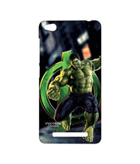 Avengers Hulk Age of Ultron Super Doctor Sublime Case for Xiaomi Redmi 3S