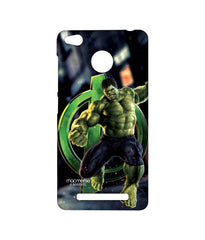 Avengers Hulk Age of Ultron Super Doctor Sublime Case for Xiaomi Redmi 3S Prime