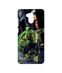Avengers Hulk Age of Ultron Super Doctor Sublime Case for Xiaomi Redmi 4 Prime