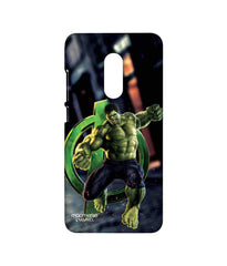 Avengers Hulk Age of Ultron Super Doctor Sublime Case for Xiaomi Redmi Note 4