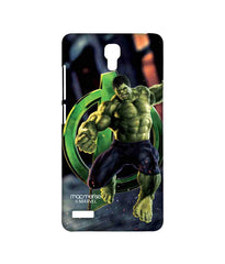 Avengers Hulk Age of Ultron Super Doctor Sublime Case for Xiaomi Redmi Note Prime