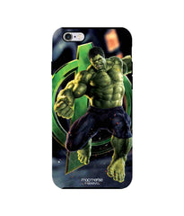 Avengers Hulk Age of Ultron Super Doctor Tough Case for iPhone 6S Plus