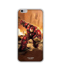 Avengers Ironman Age of Ultron HulkBuster Jello Case for iPhone 6 Plus