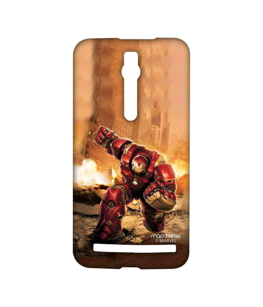 Avengers Ironman Age of Ultron HulkBuster Sublime Case for Asus Zenfone 2