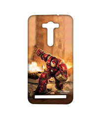 Avengers Ironman Age of Ultron HulkBuster Sublime Case for Asus Zenfone 2 Laser ZE550KL