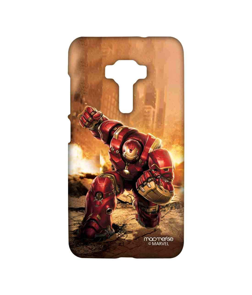 Avengers Ironman Age of Ultron HulkBuster Sublime Case for Asus Zenfone 3 ZE552KL