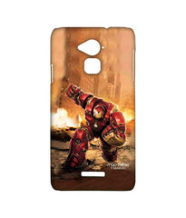 Avengers Ironman Age of Ultron HulkBuster Sublime Case for Coolpad Note 3