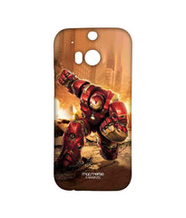 Avengers Ironman Age of Ultron HulkBuster Sublime Case for HTC One M8
