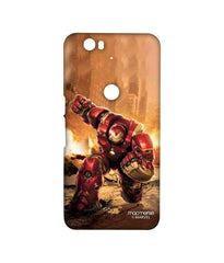 Avengers Ironman Age of Ultron HulkBuster Sublime Case for Huawei Nexus 6P