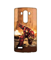Avengers Ironman Age of Ultron HulkBuster Sublime Case for LG G4