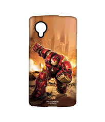 Avengers Ironman Age of Ultron HulkBuster Sublime Case for LG Nexus 5