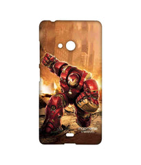 Avengers Ironman Age of Ultron HulkBuster Sublime Case for Microsoft Lumia 540