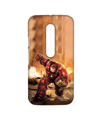 Avengers Ironman Age of Ultron HulkBuster Sublime Case for Moto G Turbo