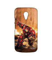 Avengers Ironman Age of Ultron HulkBuster Sublime Case for Moto G2