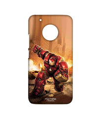 Avengers Ironman Age of Ultron HulkBuster Sublime Case for Moto G5 Plus