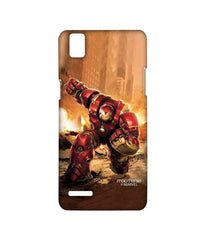 Avengers Ironman Age of Ultron HulkBuster Sublime Case for Oppo F1