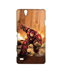 Avengers Ironman Age of Ultron HulkBuster Sublime Case for Sony Xperia C4