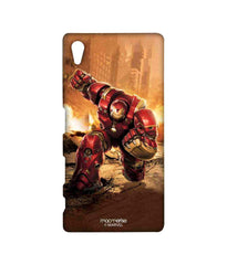 Avengers Ironman Age of Ultron HulkBuster Sublime Case for Sony Xperia Z5