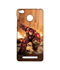 Avengers Ironman Age of Ultron HulkBuster Sublime Case for Xiaomi Redmi 3S Prime