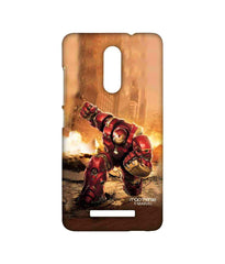Avengers Ironman Age of Ultron HulkBuster Sublime Case for Xiaomi Redmi Note 3