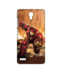 Avengers Ironman Age of Ultron HulkBuster Sublime Case for Xiaomi Redmi Note Prime