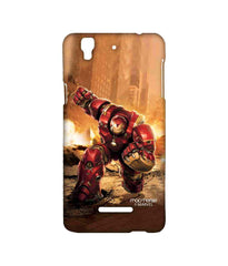 Avengers Ironman Age of Ultron HulkBuster Sublime Case for YU Yureka Plus