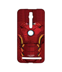 Avengers Ironman Age of Ultron Suit of Armour Sublime Case for Asus Zenfone 2