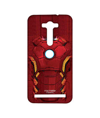 Avengers Ironman Age of Ultron Suit of Armour Sublime Case for Asus Zenfone 2 Laser ZE550KL