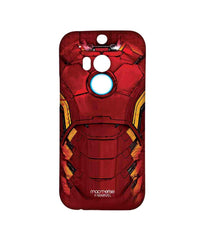Avengers Ironman Age of Ultron Suit of Armour Sublime Case for HTC One M8