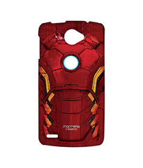 Avengers Ironman Age of Ultron Suit of Armour Sublime Case for Lenovo S920
