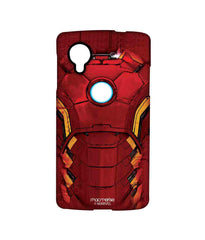 Avengers Ironman Age of Ultron Suit of Armour Sublime Case for LG Nexus 5