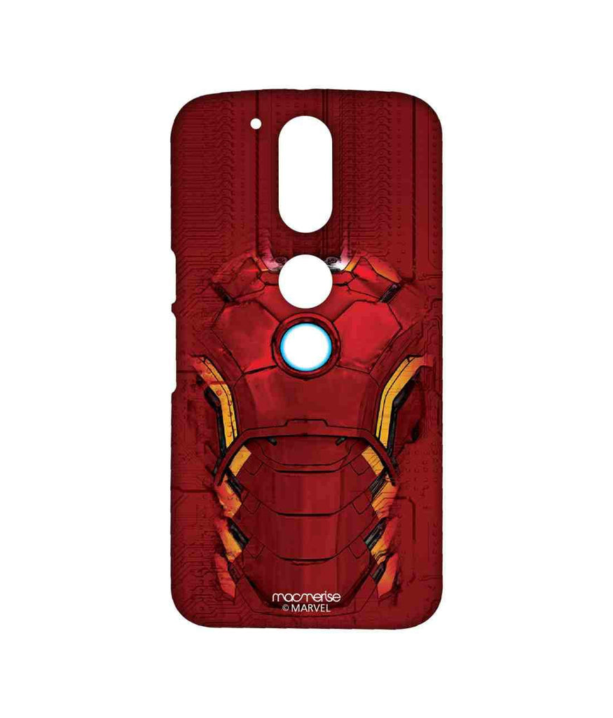 Avengers Ironman Age of Ultron Suit of Armour Sublime Case for Moto G4