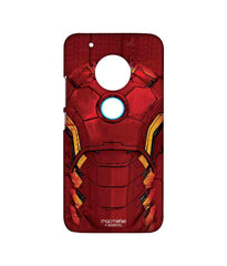 Avengers Ironman Age of Ultron Suit of Armour Sublime Case for Moto G5 Plus