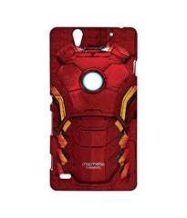 Avengers Ironman Age of Ultron Suit of Armour Sublime Case for Sony Xperia C4