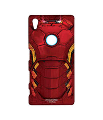 Avengers Ironman Age of Ultron Suit of Armour Sublime Case for Sony Xperia Z5