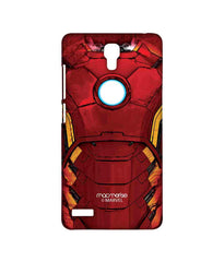 Avengers Ironman Age of Ultron Suit of Armour Sublime Case for Xiaomi Redmi Note 4G