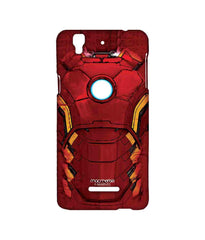 Avengers Ironman Age of Ultron Suit of Armour Sublime Case for YU Yureka Plus