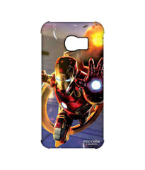 Avengers Ironman Age of Ultron Super Genius Pro Case for Samsung S6 Edge