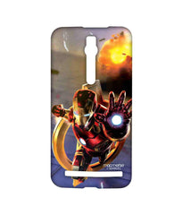 Avengers Ironman Age of Ultron Super Genius Sublime Case for Asus Zenfone 2