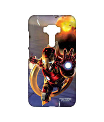 Avengers Ironman Age of Ultron Super Genius Sublime Case for Asus Zenfone 3 ZE552KL
