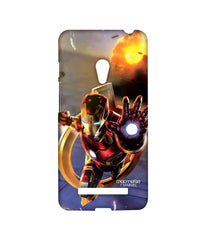 Avengers Ironman Age of Ultron Super Genius Sublime Case for Asus Zenfone 5