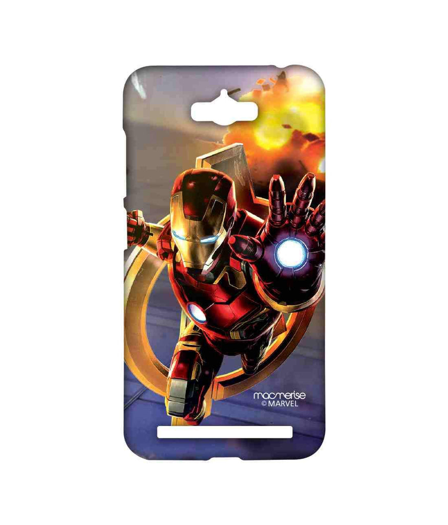 Avengers Ironman Age of Ultron Super Genius Sublime Case for Asus Zenfone Max