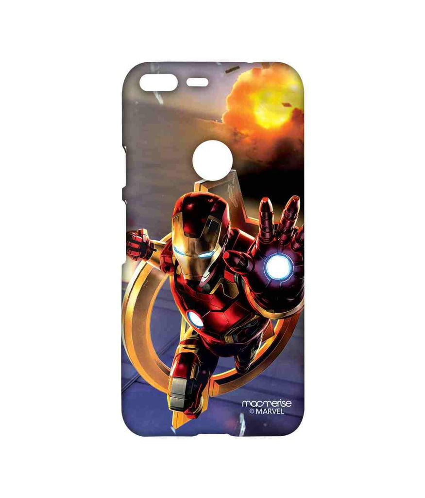 Avengers Ironman Age of Ultron Super Genius Sublime Case for Google Pixel XL