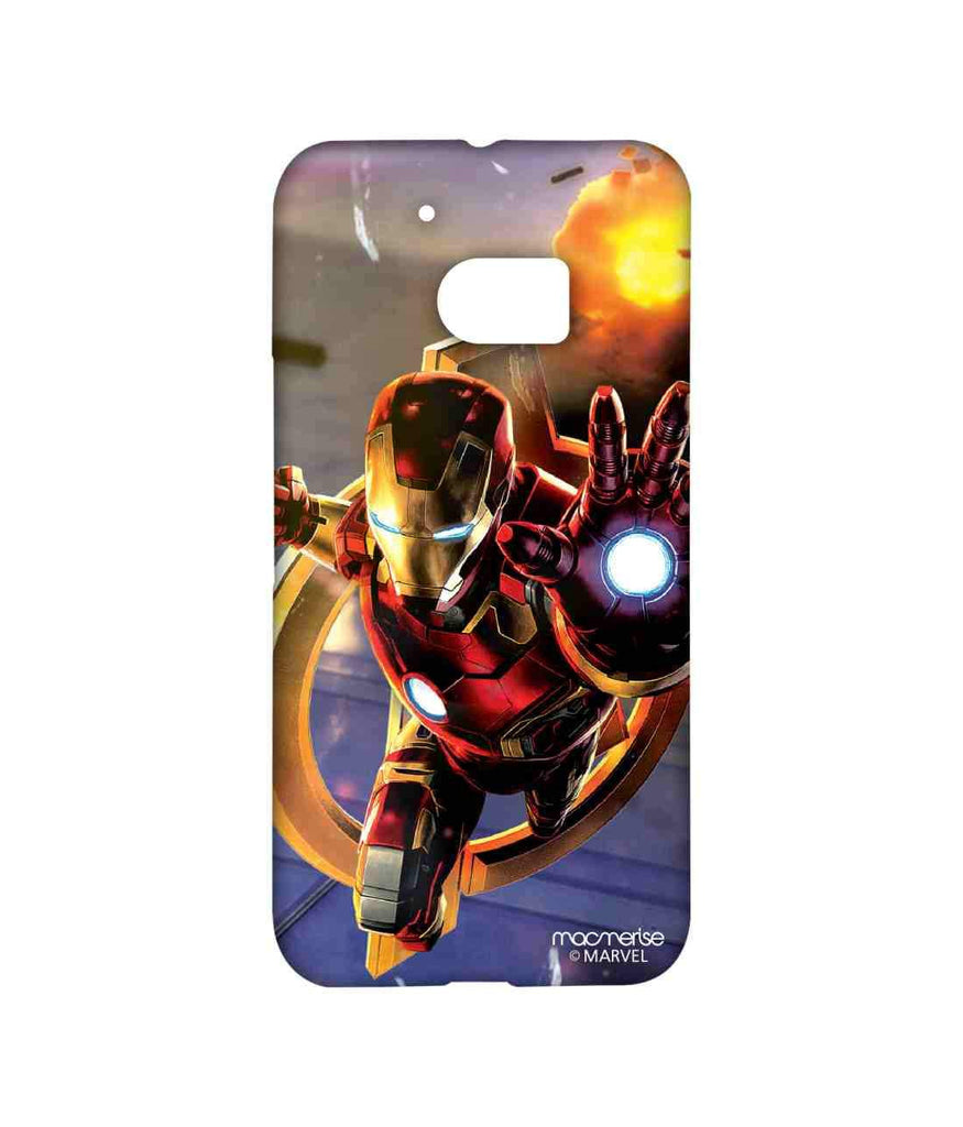Avengers Ironman Age of Ultron Super Genius Sublime Case for HTC 10