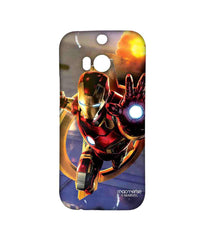 Avengers Ironman Age of Ultron Super Genius Sublime Case for HTC One M8