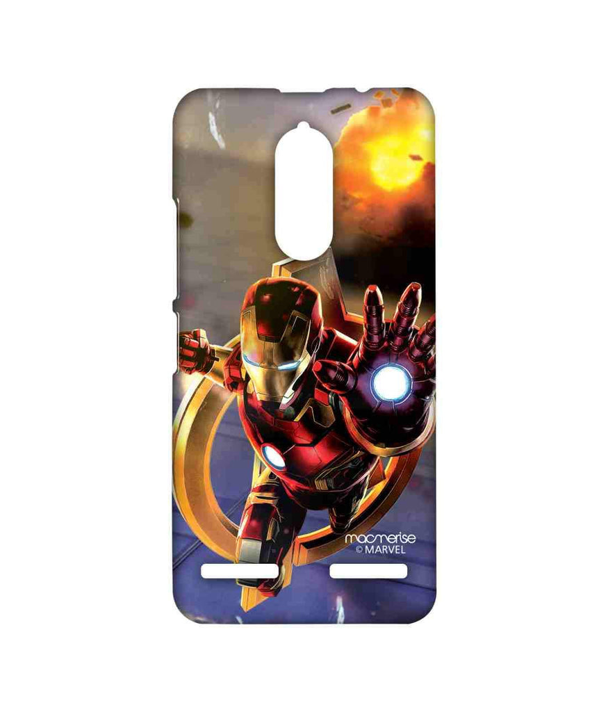 Avengers Ironman Age of Ultron Super Genius Sublime Case for Lenovo K6